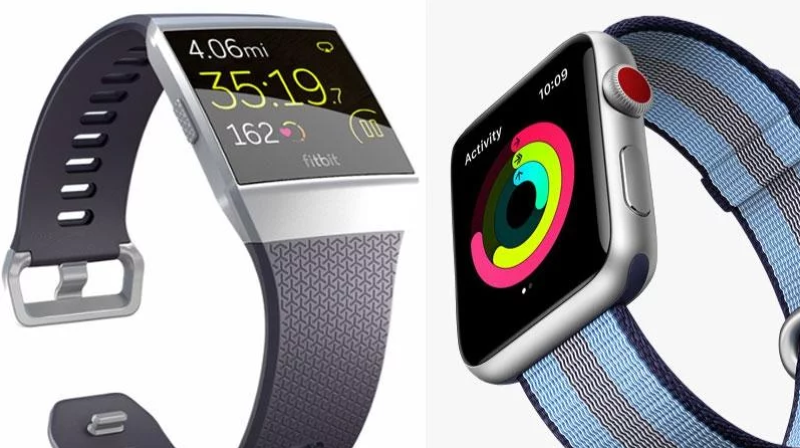 best fitness watch for iphone fitbit vs apple quelle est la meilleure montre 16647