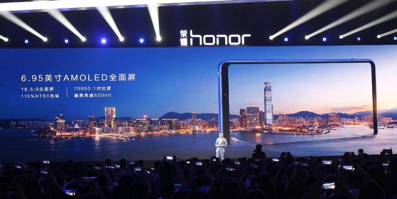 smartphone honor note 10 2